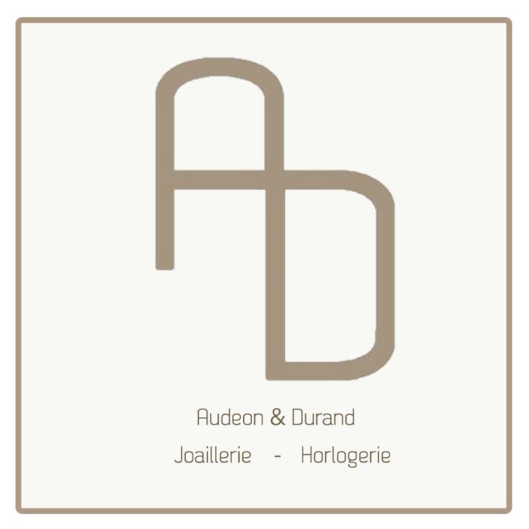 Bijouterie • Joaillerie • Horlogerie • Audéon & Durand